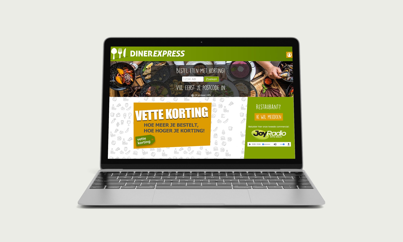 Website DinerExpress