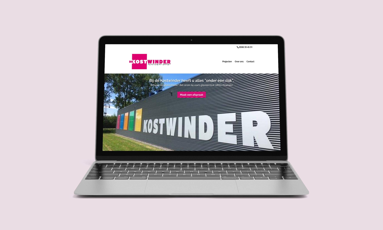 Website Kostwinder