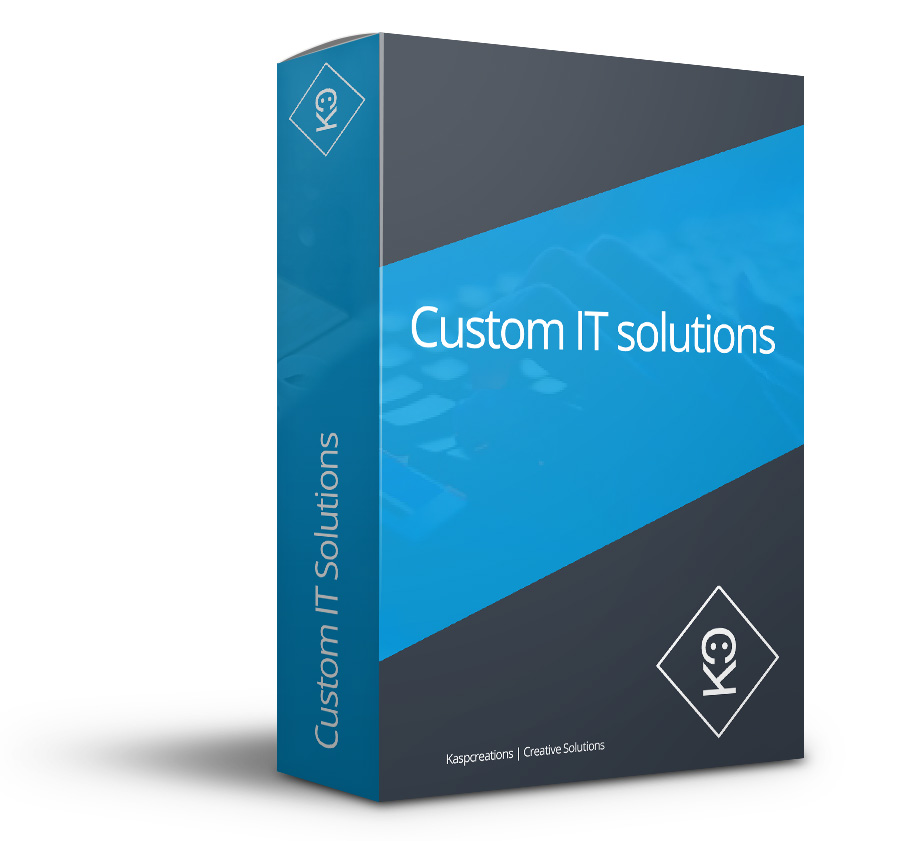 Kaspcreations Custom IT Solutions