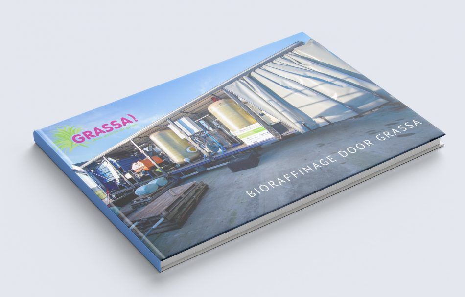Grassa – marketingplan