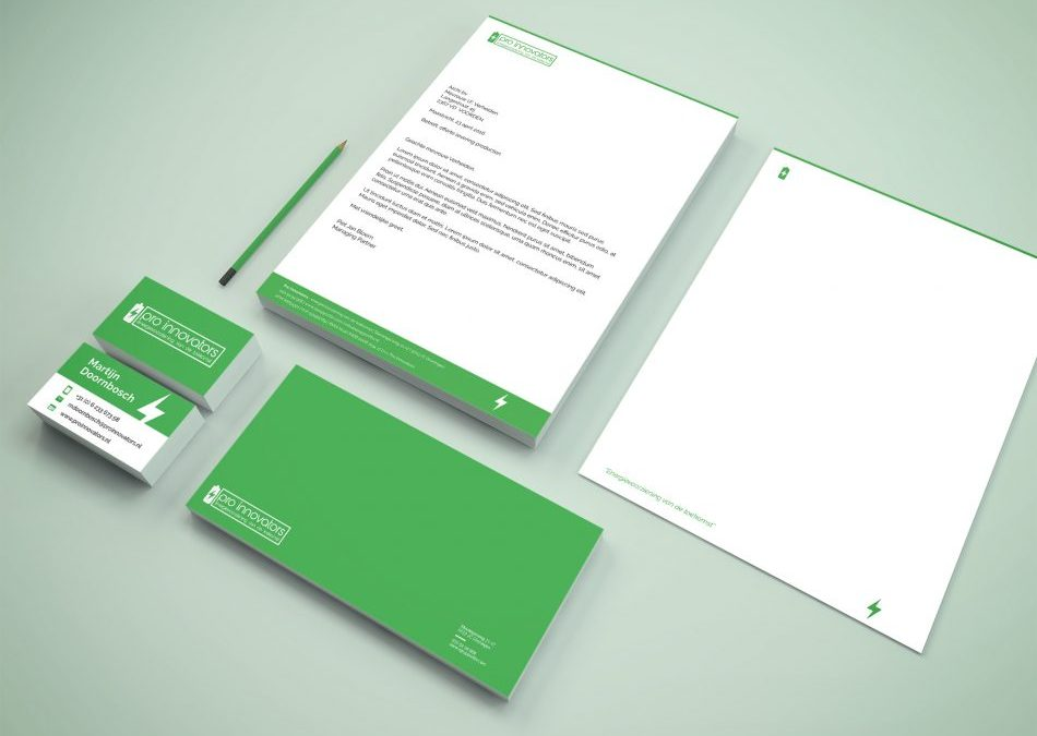 Pro Innovators – huisstijl & drukwerk