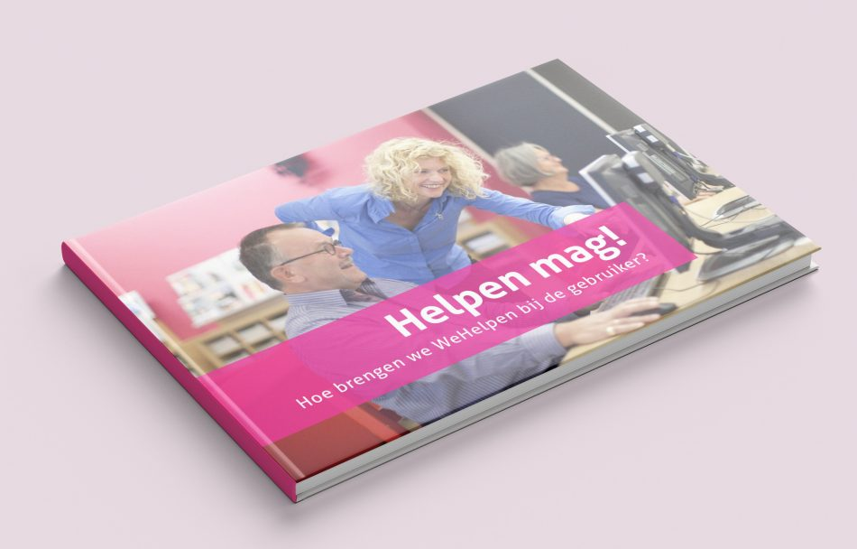 Marketingplan WeHelpen