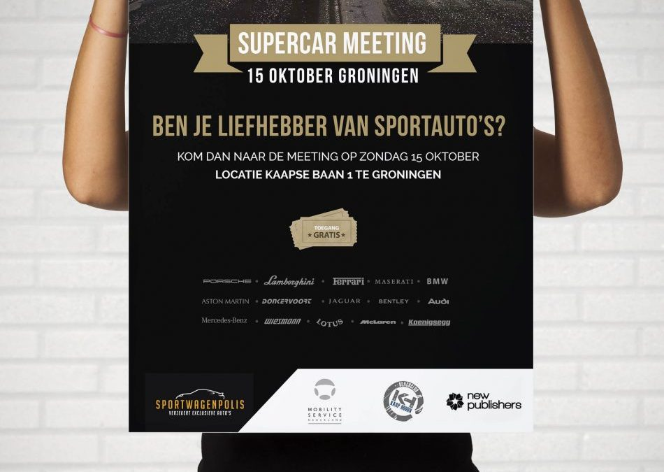 Sportwagenpolis – poster